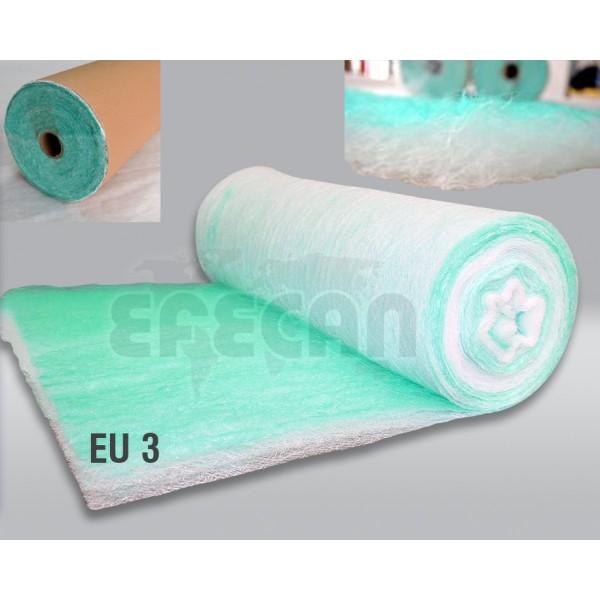 EU3 Floor Filter - 1m x 20m